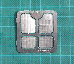 HME-003, Floor rubber mat set