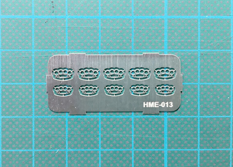 HME-013, Knuckle duster set