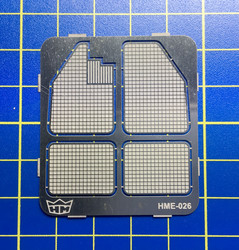 HME-026, Beetle floor mat set