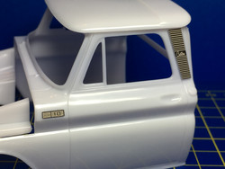 HME-035, Detail parts for '66 Revell Chevy Pickup