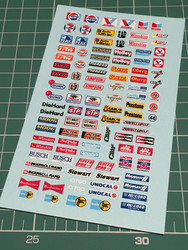 VIR-046, Various logo decals BIG