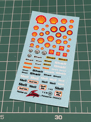VIR-062, Shell decals