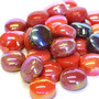 Mini Gems, Red, 50 g, app. 33 pcs