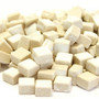 Mikro Mosaic, 5x5x3 mm, White, 20 g