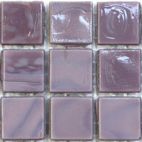 Marbled 15 mm, Violet, 25 tiles