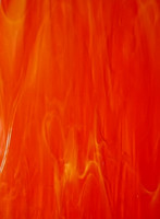Wispy: Orange, 20 x 30 cm