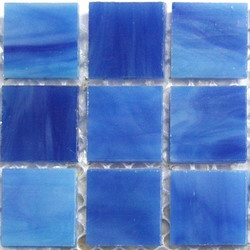 Dream Blue, 25 tiles