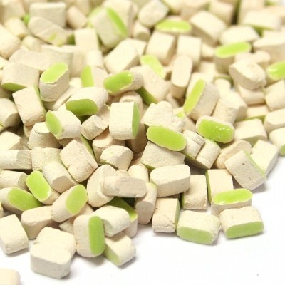 Mikro-ovaali, Lime Green, 5 g