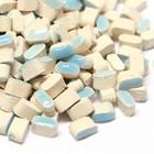 Mikro-ovaali, Iced Aqua, 5 g