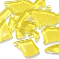 Crash Glass, Yellow 125g