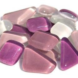 Soft Glass, Violet Mix S69, 200 g