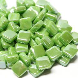 Ottoman: Pearlised, New Green, 50 g