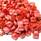 Ottoman, Pearlised, Bright Red 50 g