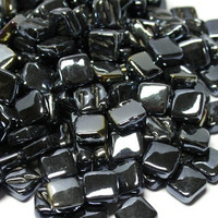 Ottoman, Pärlemor, Black Opal 200 g