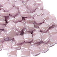 Ottoman, Pearlised, Lilac 200 g