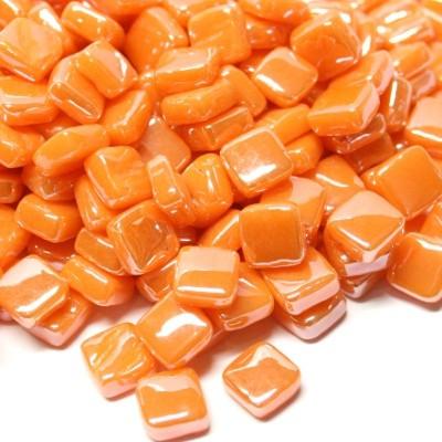Ottoman, Helmiäinen, Orange Opal 200 g