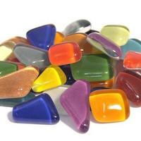 Soft Glass, Multicolour Mix S99, 200 g