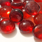 Mini Nuggets, Red, 100 g, transparent