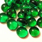 Mini Nuggets,  Green, 100 g, läpikuultava