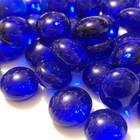 Mini Nuggets, Blue, 100 g, läpikuultava