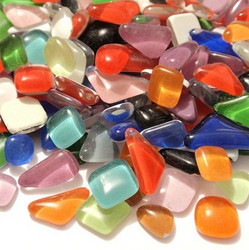 Soft Glass, Bunt Mix S99, 1 kg