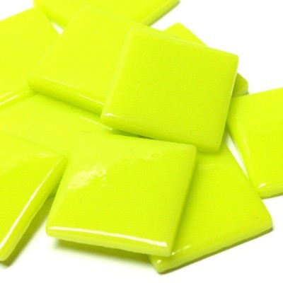 Pate de Verre, Yellow Green 100 g