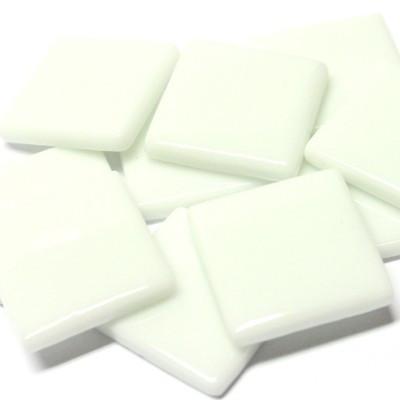 Pâte de Verre, White Opal 100 g