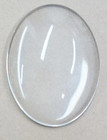 Cabouchon, oval, 40x30 mm