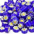 Millefiori, Sinikeltainen kukka, 20 g