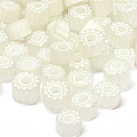 Millefiori, White Flower, 20 g