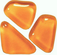Soft Glass, Orange S51, 1 kg