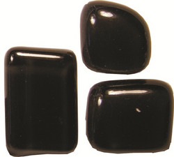 Soft Glass, Black S13, 1 kg