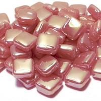Ottoman, Pärlemor, Rose Pink, 50 g