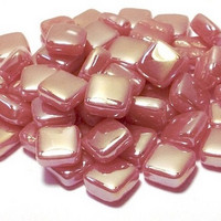 Ottoman, Pearlised Rose Pink, 200 g