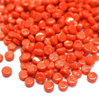 Liliput Gems, Bright Red, 50 g