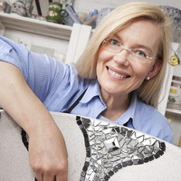 Ideas and tips for mosaic work. NB! mosaic portion starts from the point 12.20.