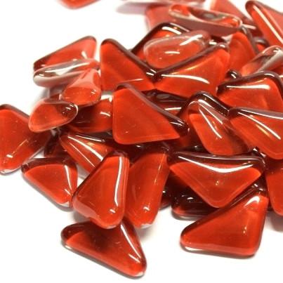 Soft Glass, Red Burgundy 500 g
