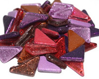 Soft Glass Glitter, Fire Glitter Mix 1 kg