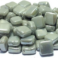 Ottoman, Pearlised, Pale Grey 50 g