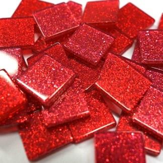 Akryylimosaiikki, Glitter Bordeaux, 50 g