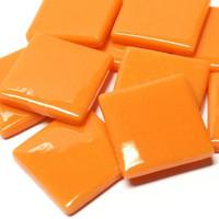 Pâte de Verre, Orange Opal 500 g