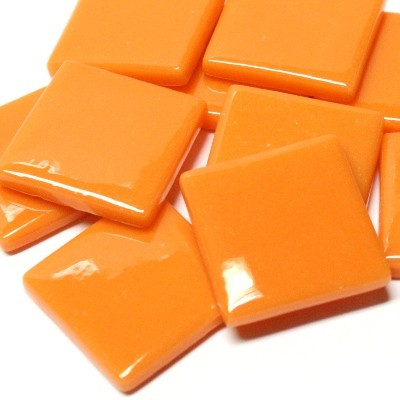 Pâte de Verre, Orange Opal 500 g
