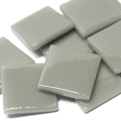 Pâte de Verre, Mid Grey 100 g