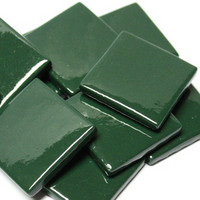 Pâte de Verre, Dark Green 500 g