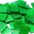 Acrylic mosaic, Glitter Green, 50g