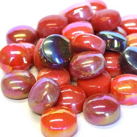 Mini Gems, Red, 200 g, app. 135 pcs