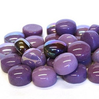 Mini Gems, Violet, 200 g, app. 135 pcs