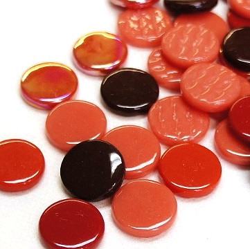Penni-helmet, Punainen Mix, 50 g