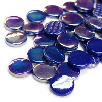 Penny Gems, Blue Mix, 50 g