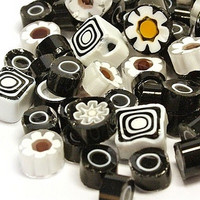 Millefiori, Black Tones, 50 g